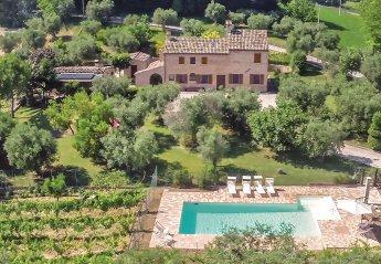 Villa in Petriolo, Italy
