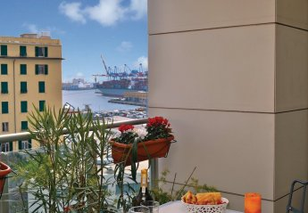 Studio Apartment in Genoa, Italy