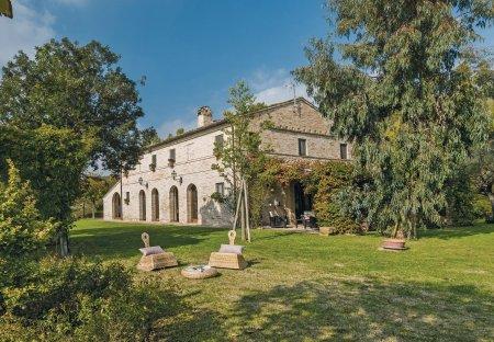 Villa in Corridonia, Italy