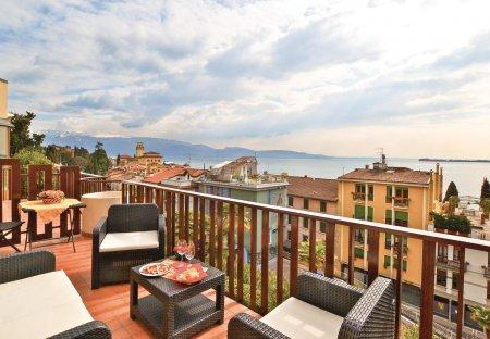 Apartment in Gardone Riviera, Italy
