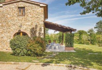 Villa in Meliciano, Italy