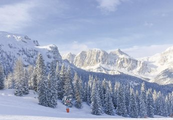 Apartment in Corvara in Badia, Italy: Ski resort of Selva di Val Gardena, Italy