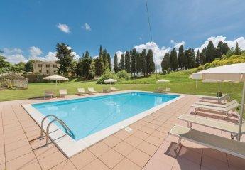 Villa in Chianni, Italy