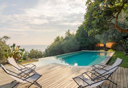 Villa in Recco, Italy