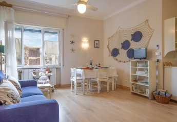 Apartment in Spotorno, Italy
