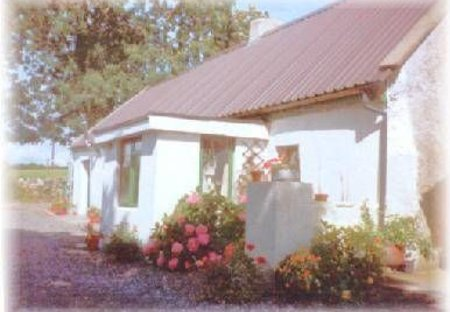 Cottage in Lavagh, Ireland