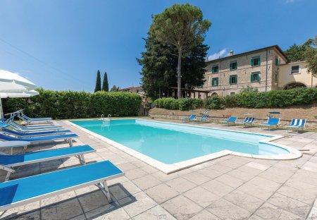 Apartment in Villa del Marchese, Italy