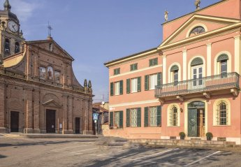 Villa in Italy, Mirabello Monferrato