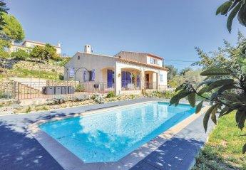 Villa in Brusquet-Retenaou-Devens, the South of France