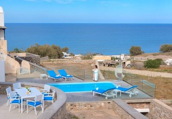 Holiday Apartment In Exo Gonia With Private Pool