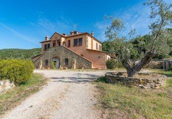 Villa in Italy, Sassetta