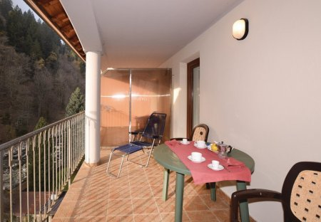 Apartment in Gaby, Italy