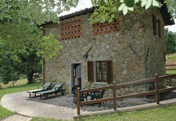 Villa in Pieve Fosciana, Italy