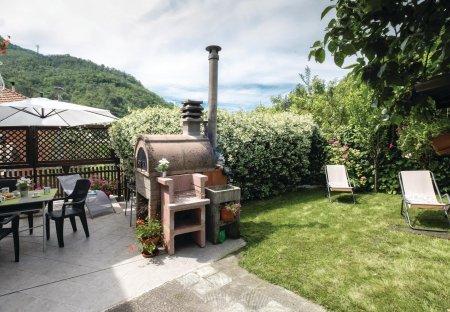 Villa in Pianmegorino, Italy