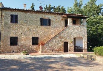 Apartment in Italy, San Gimignano