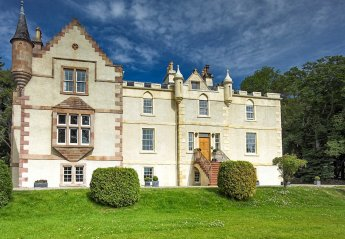 Chateau in Alness and Ardross, Scotland