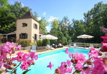 Villa in Vézac, France
