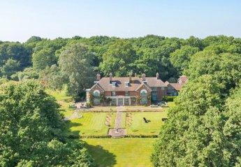 Chateau in Salehurst, England