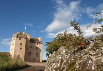 Chateau in North Berwick West, Scotland