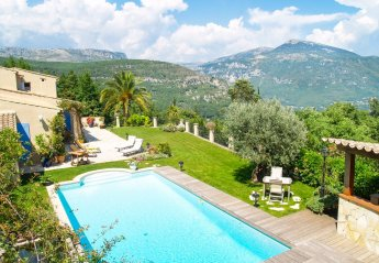Villa in Le Bar-sur-Loup, the South of France