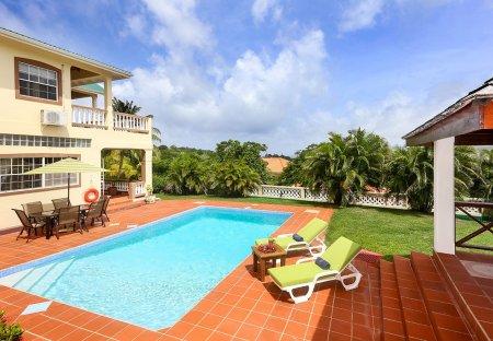 Villa in Saint Lucia