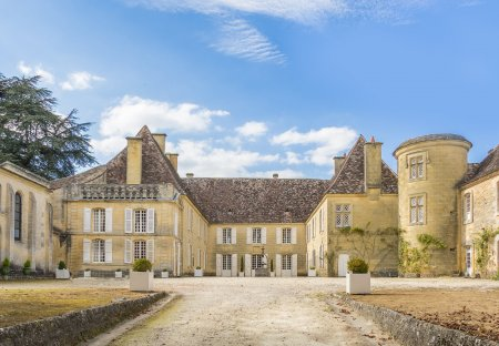Chateau in Couze-et-Saint-Front, France