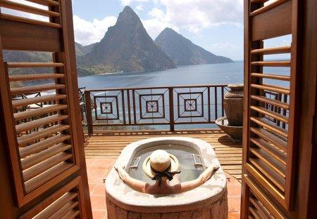 Villa in Soufriere, Saint Lucia: OLYMPUS DIGITAL CAMERA