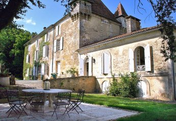 Chateau in Thiviers, France
