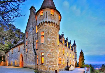 Chateau in Carlux, France