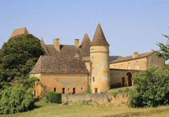 Chateau in Le Buisson-de-Cadouin, France
