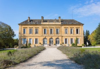 Chateau in Payzac, France
