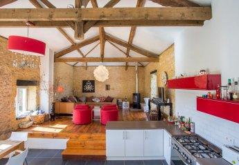 Villa in Lacapelle-Biron, France