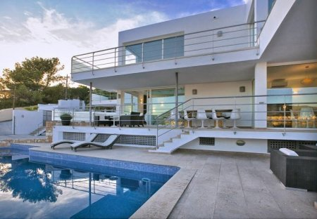 Villa in Cala Tarida, Ibiza