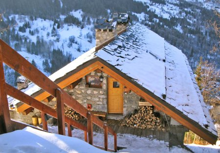 Chalet in Les Allues, France