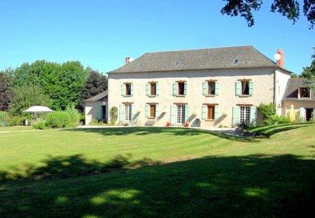 Villa in Saint-Jal, France