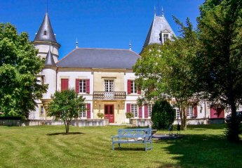 Chateau in Fongrave, France