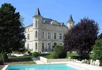 Chateau in Laugnac, France