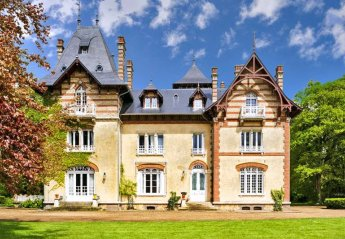 Chateau in Gauciel, France