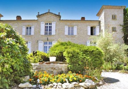 Chateau in Ruffiac, France
