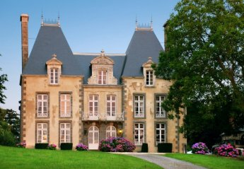 Chateau in Combourg, France