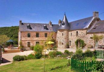 Chateau in Trémel, France