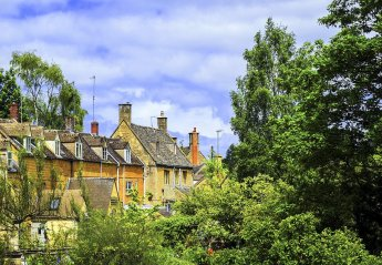 Cottage in Blockley, England