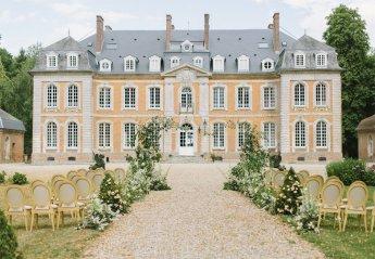 Chateau in Boisney, France