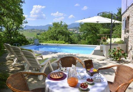 Villa in Fabriano, Italy