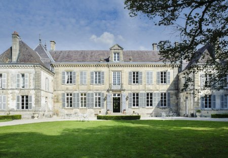 Chateau in Omey, France