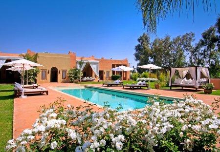 Villa in Marrakech, Morocco