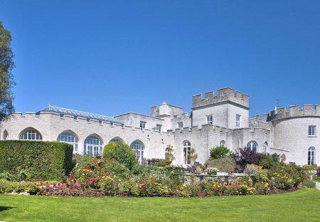 Chateau in Portland, England