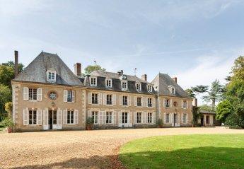 Chateau in Dangeau, France