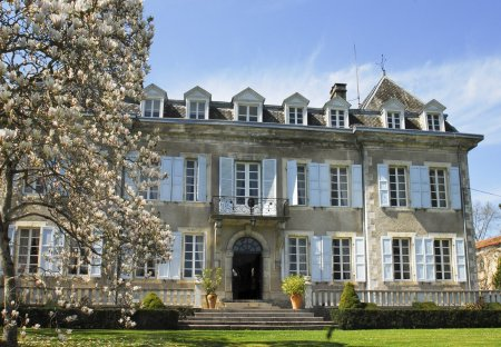 Chateau in Rieucazé, the South of France