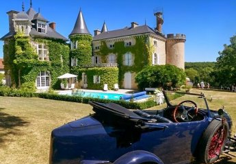 Chateau in Ingrandes, France